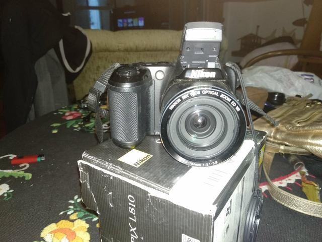 Vendo ou troco Nikon semi profissional - Foto 2