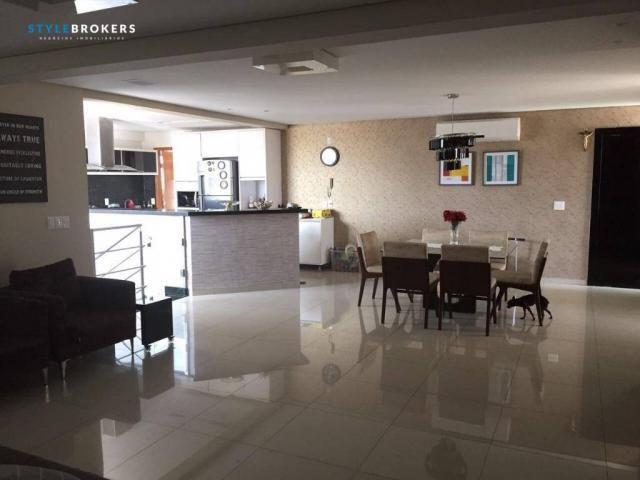 Cobertura no Edifício Sky Loft com 3 dormitórios à venda, 224 m² por R$ 1.300.000 - Bairro - Foto 4