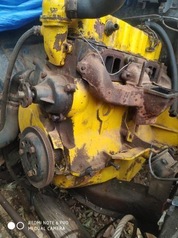 Motor 4cilindros alcool opala caravan - Foto 3