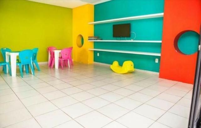 Apartamento 3 Quartos, 70m², baixo custo de condomínio - Mangabeiras - Foto 2