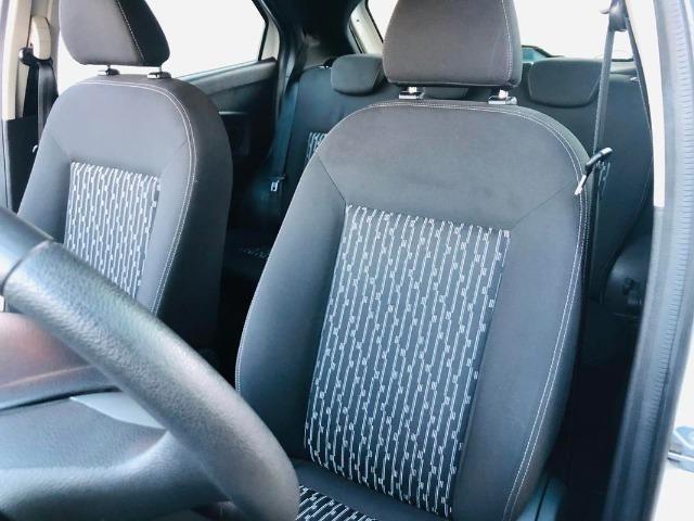 Ford Novo Ka Se 1.0 2019, revisado ford , garantia !!!!!! - Foto 7
