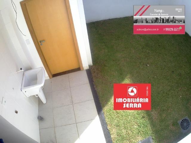 Yun - 30 - Casa 03 quartos c/suíte duplex com quintal em morada de laranjeiras - Foto 9