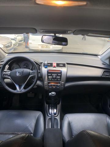 Honda City EX 1.5 aut. 2013 , Preto - Foto 6