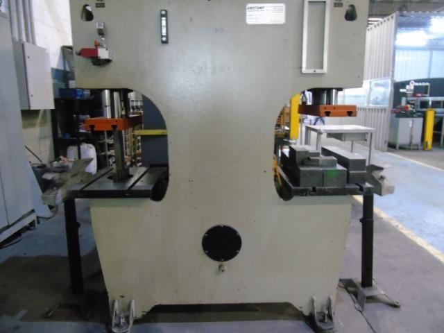 Prensa Hidráulica Tipo C Dupla 40 toneladas Unistamp - Foto 4