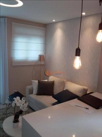 Apartamento à venda, 53 m² por r$ 345.900,00 - jardim - santo andré/sp - Foto 5