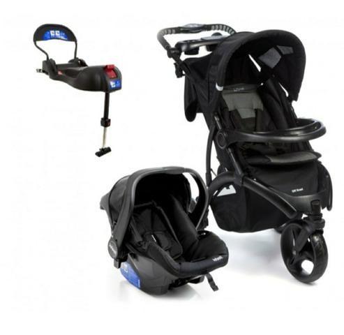 Carrinho de passeio + Bebê conforto + Base para veículos - Foto 2