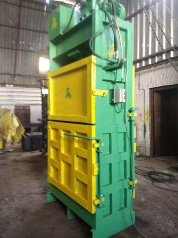 Enfardadeira prensa reciclagem pronta entrega - Foto 4