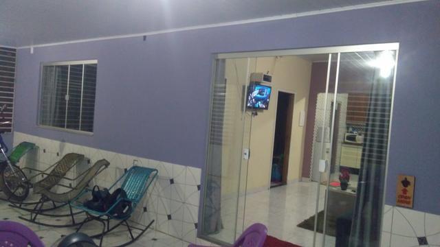 Vendo casa uma casa no loteamento Altamira na rua canamares n 130 - Foto 2