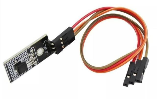 COD-AM258 Módulo Linear LM35Lm35d Sensor De Temperatura Digital Corrente contínua 4V-30V - Foto 2