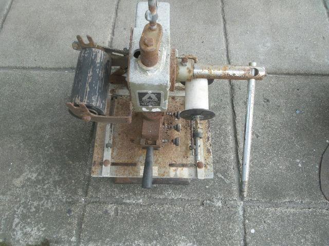 Máquina de Hotstamp Rimaq
