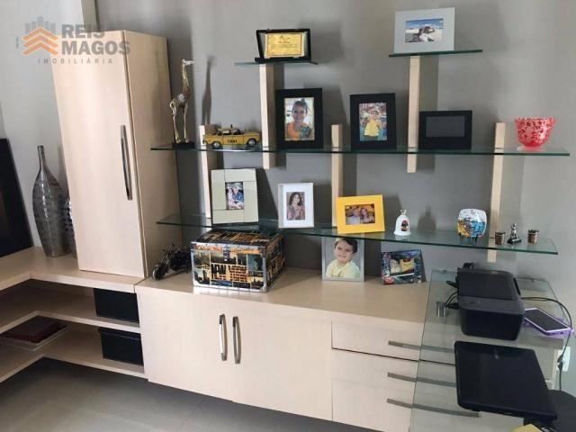 Apartamento com 3 dormitórios à venda, 235 m² por R$ 670.000 - Tirol - Natal/RN - Foto 6
