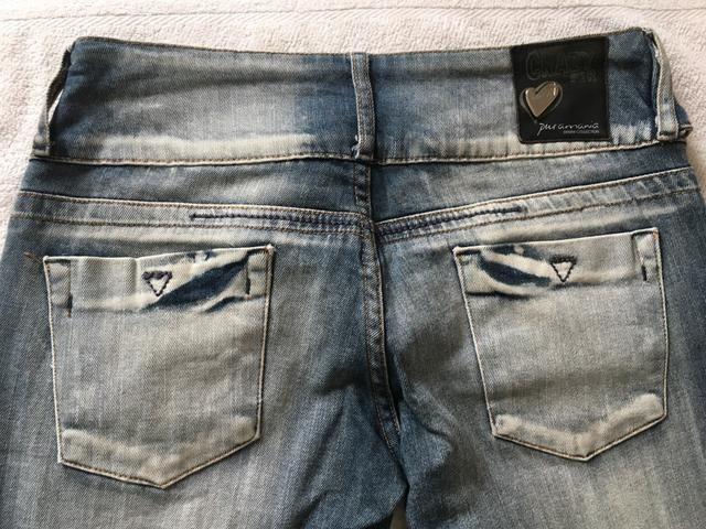 Calça jeans núm:40 - Foto 5