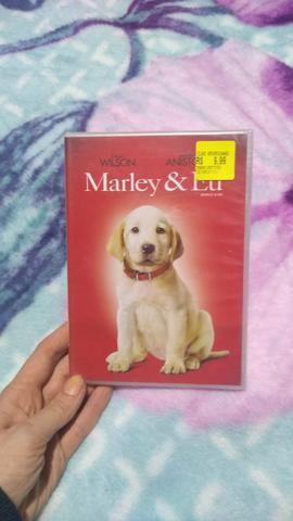 DVD Across de universe e/ou Marley e eu. R$ 9,00 cada um - Foto 2