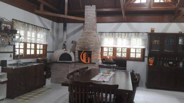 Chácara com 3 suítes à venda, 4000 m² por R$ 900.000 - Zona Rural - Piranguçu/MG - Foto 11