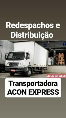 Entregas, Coletas, Fretes, Veículos Dedicados, Redespachos e Distribuição - Foto 3