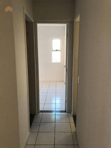 Apartamento com 2 dormitórios para alugar, 57 m² por R$ 1.600/mês - Tirol - Natal/RN - Foto 6