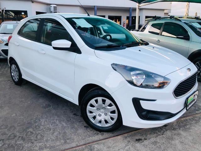 Ford Novo Ka Se 1.0 2019, revisado ford , garantia !!!!!! - Foto 5