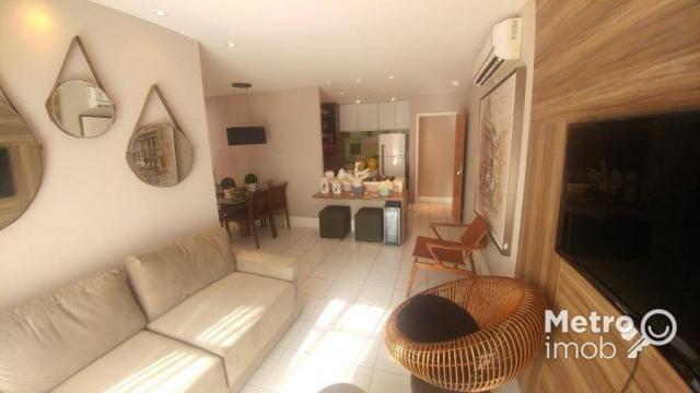 Apartamento com 3 quartos à venda, 78 m² por R$ 332.952 - Pão de Açúcar - São Luís/MA - Foto 2