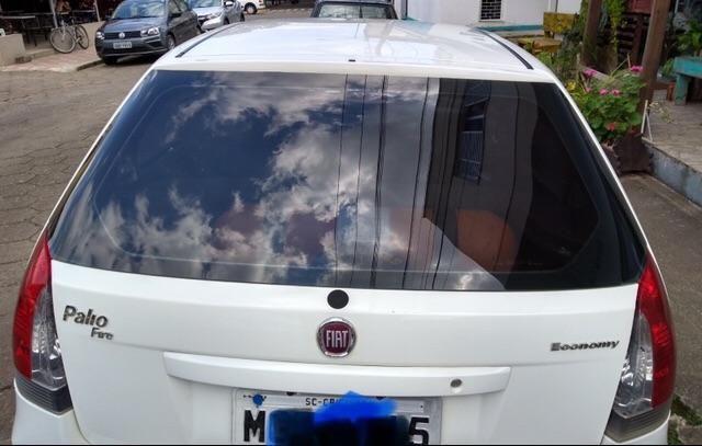 Fiat palio Fire 2010 2p branco - Foto 2