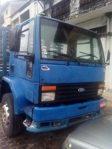 Caminhão vendo ou troco - Foto 2