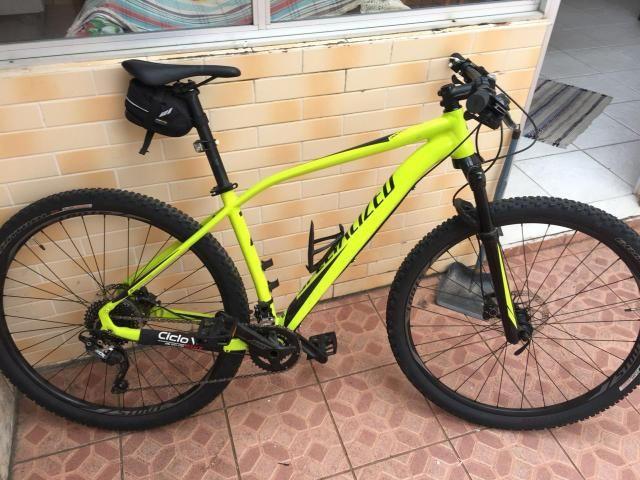 Bike pouco uso - Foto 2