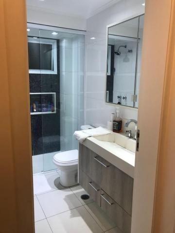 Apartamento com 3 dormitórios à venda, 122 m² por r$ 850.000 - bairro jardim - santo andré - Foto 19