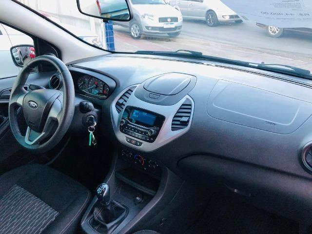 Ford Novo Ka Se 1.0 2019, revisado ford , garantia !!!!!! - Foto 9