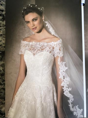 Vestido de noiva St. PATRICK Barcelona