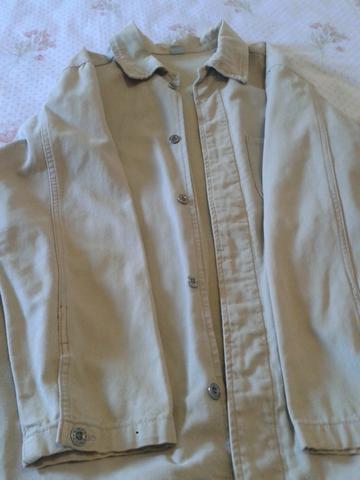 Jaquetas de moletom e impermeável dupla face - Foto 5