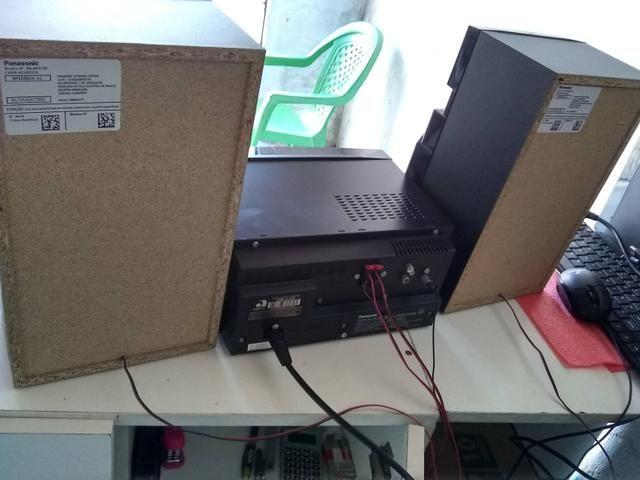 Mini system 250W Bluetooth - Foto 3