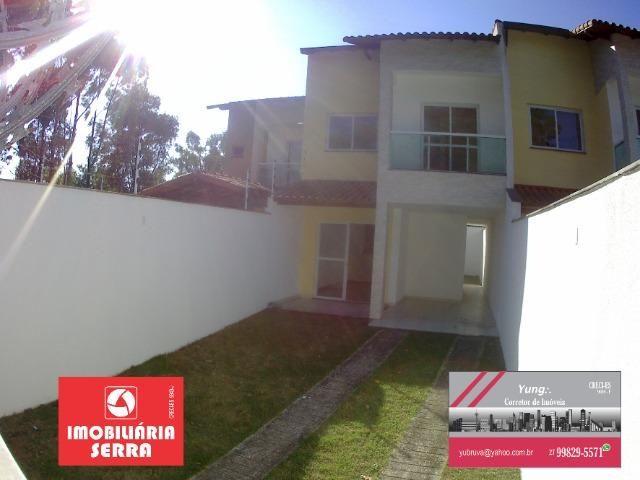 Yun - 30 - Casa 03 quartos c/suíte duplex com quintal em morada de laranjeiras - Foto 4