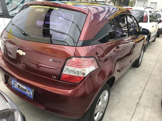 Chevrolet Agile Ltz 1.4 Completo 2012 - Foto 4
