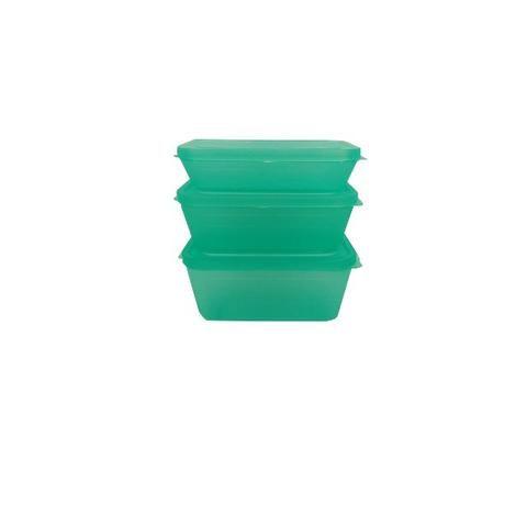 Potes de primeira qualidade para microondas e freezer - livres de bisfenol-A - Foto 3