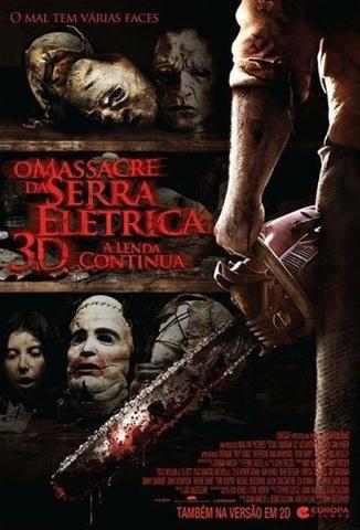 Poster O Massacre Da Serra Elétrica Original De Cinema