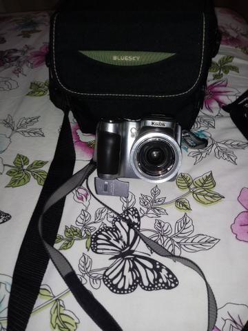 Máquina fotográfica Kodak digital