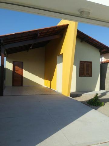 Residencial Sol Nascente: casa nova com 3 quartos, sendo 1 suíte