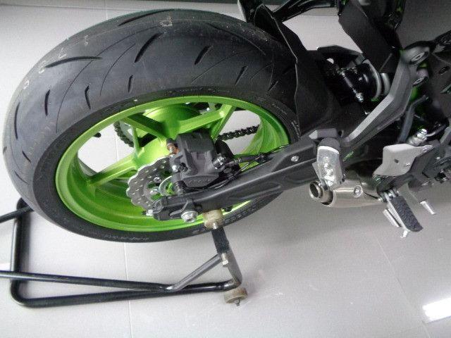 Kawasaki Z 650 ABS Preta 2021 - Foto 8