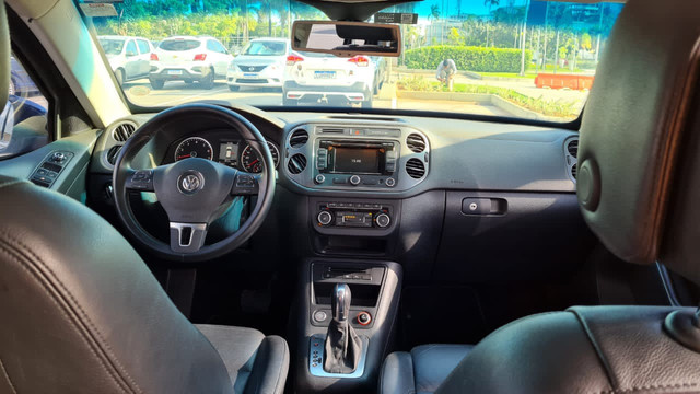 Volkswagen - Tiguan 2014 blindada com teto - Foto 7