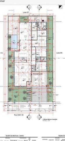 Casa com 3 dormitórios à venda, 220 m² por R$ 1.480.000,00 - Portal do Sol - Goiânia/GO - Foto 3