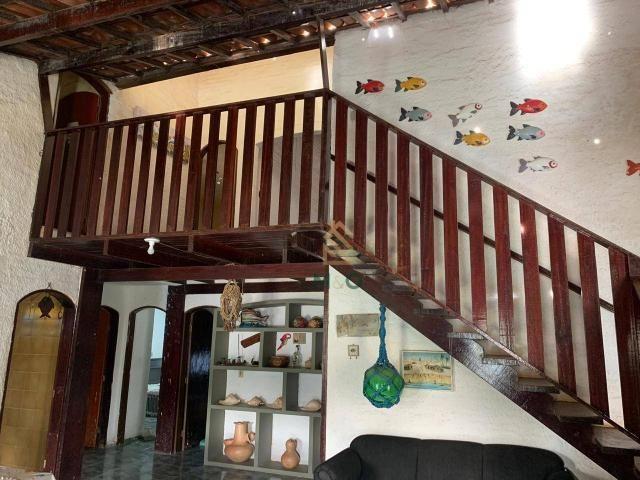Casa com 6 dormitórios à venda, 400 m² por R$ 1.500.000,00 - Porto das Dunas - Aquiraz/CE - Foto 17