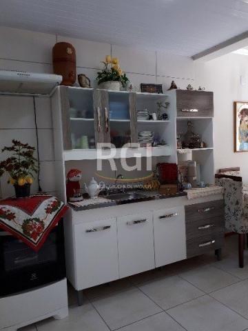 Casa à venda com 2 dormitórios em Restinga, Porto alegre cod:MI14180 - Foto 6