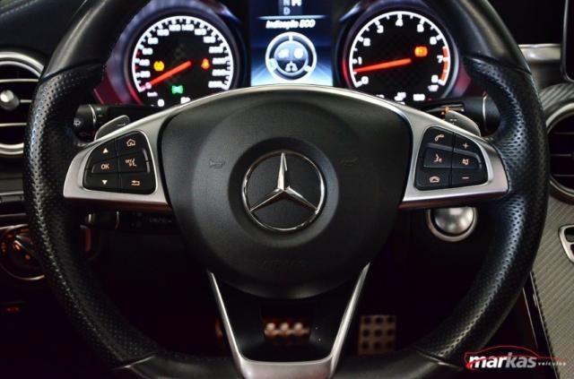 Mercedes C 450 C450AMG4M 367HP TETO 36 MIL KM 4P - Foto 8