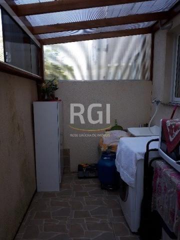Casa à venda com 2 dormitórios em Restinga, Porto alegre cod:MI14180 - Foto 8