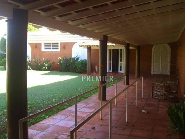 Casa com 4 dormitórios para alugar, 500 m² por R$ 10.000,00/mês - Boa Vista - Londrina/PR - Foto 7