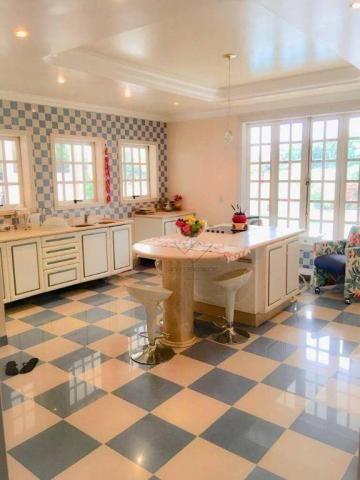 Sobrado no Condomínio Villa Felice com 5 dormitórios à venda, 880 m² por R$ 2.300.000 - Ja - Foto 5