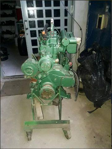 Motor mwm 229 3 cilindros 45 HP - Foto 3