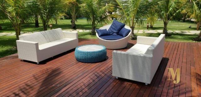 Casa com 5 dormitórios à venda, 190 m² por R$ 3.200.000,00 - Praia Muro Alto - Ipojuca/PE - Foto 17