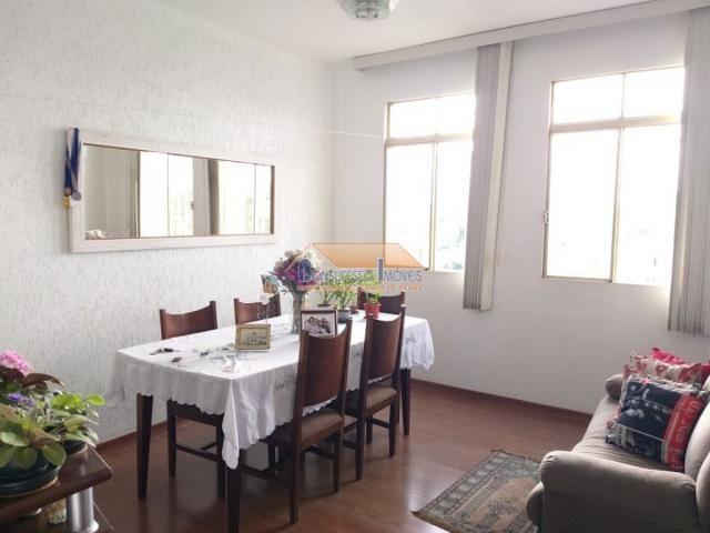 Apartamento à venda com 3 dormitórios em Ermelinda, Belo horizonte cod:42925 - Foto 2