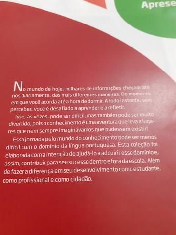Livro De Português Para Análise Do Professor - Foto 2