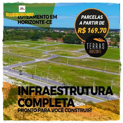 Loteamento Terras Horizonte*Ligue já, invista agora - Foto 8